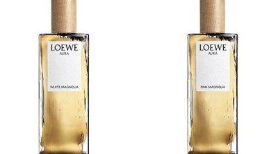 'Aura Pink Magnolia' y 'Aura White Magnolia' son las nuevas fragancias de Loewe para otoño