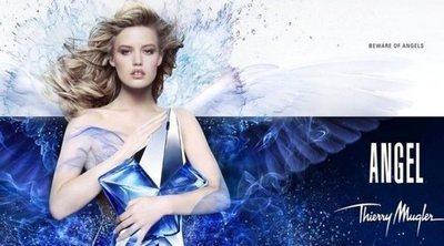 Mugler triunfa con la edición limitada de su perfume 'Angel Eau de Parfum'
