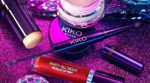 Kiko presenta la colección de maquillaje de larga duración 'Party All Night'