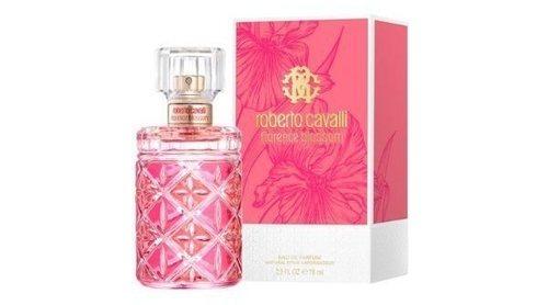 'Florence Blossom', la nueva fragancia femenina de Roberto Cavalli