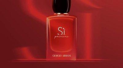 Giorgio Armani lanza la nueva versión de su perfume más exitoso 'Sì Passione Intense'