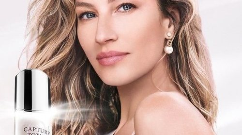 Dior presenta 'Capture Totale' de la mano de Gisele Bündchen