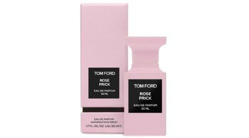 'Rose Prick', la nueva fragancia unisex de Tom Ford
