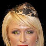 Maquillaje de Paris Hilton para Halloween 2011
