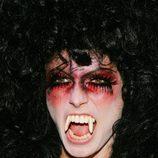 Maquíllate como Heidi Klum para Halloween 2011