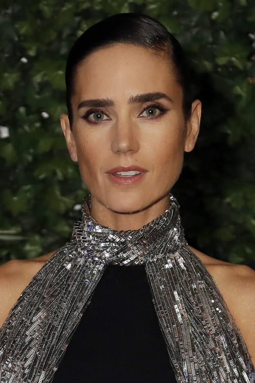 Jennifer Connelly con un rasgado de ojos