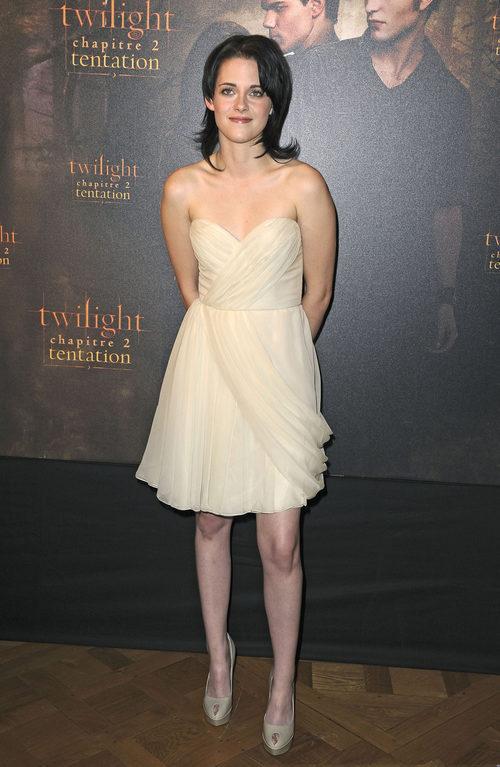 Kristen Stewart con las puntas hacia fuera