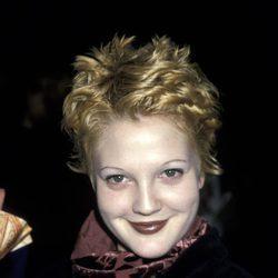 Drew Barrymore con un corte pixie