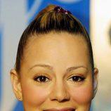 Mariah Carey con unas cejas invisibles