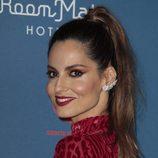 Ariadne Artiles con un look en rojo