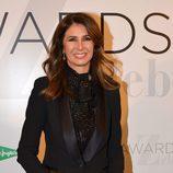 Ana García con unas suaves ondas