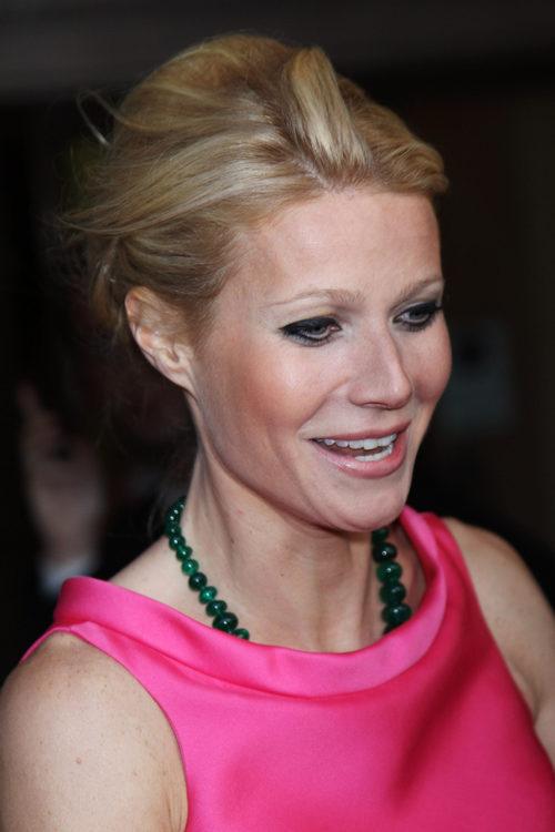 Gwyneth Paltrow abusa con el maquillaje