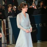 Kate Middleton con un voluminoso recogido