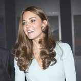 Kate Middleton con una voluminosa melena de ondas