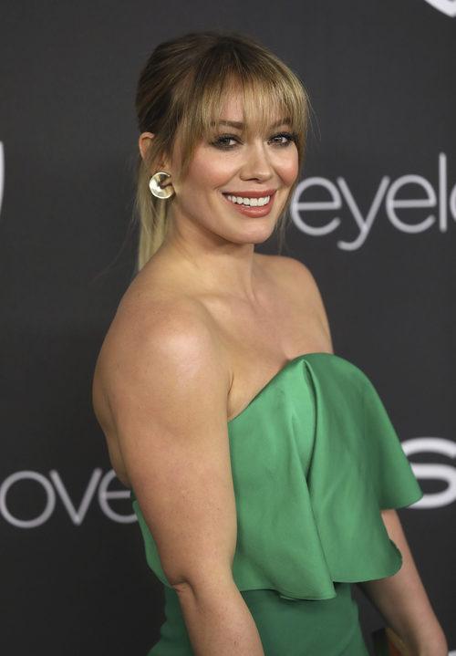 Hilary Duff al más puro estilo Campanilla