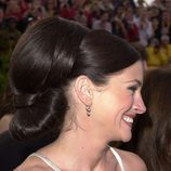 Julia Roberts con un voluminoso recogido de dos moños
