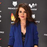 Nuria Gago moderniza el look ochentero