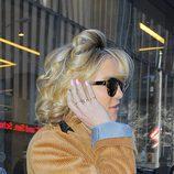Kate Hudson con una melena midi ondulada