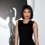 Jessie J con un flequillo poco abundante