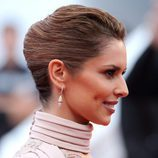 Cheryl Cole con un french twist