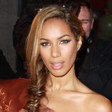 Leona Lewis con una trenza de espiga