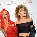 Gigi Hadid disfrazada de Sandy de Grease