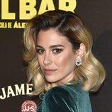 Blanca Suárez con peinado a lo diva de Hollywood