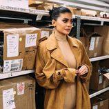 Kylie Jenner apuesta por una mirada profunda