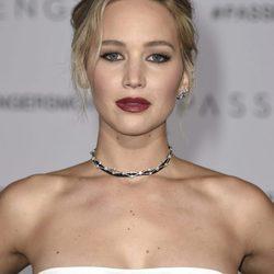 Los mejores peinados de Jennifer Lawrence