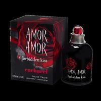 Cacharel presenta Amor Amor Forbidden Kiss