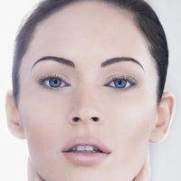 La cara de Megan Fox sin maquillaje