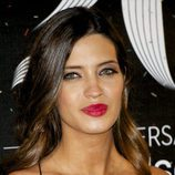 Sara Carbonero maquilla la línea del agua para dar profundidad a su mirada