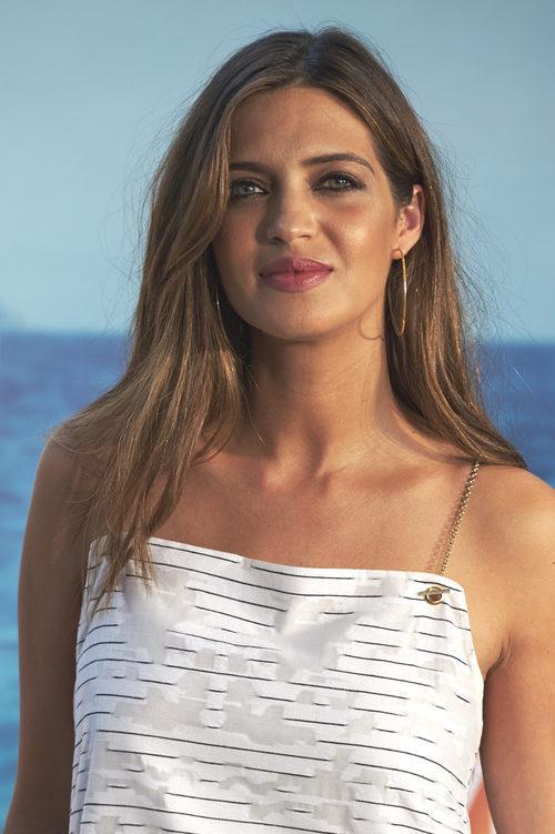 Sara Carbonero apuesta por una piel hidratada