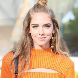 Los mejores peinados de la it girl Chiara Ferragni