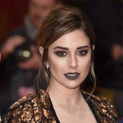 Blanca Suárez opta por los labios marrones mate