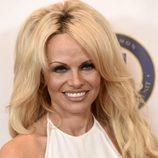 Pamela Anderson en la Petal Animal Kingdom Launch Party