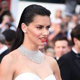 Adriana Lima en Cannes