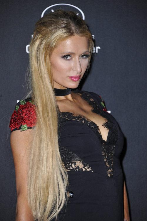 Paris Hilton en la fiesta de Loreal en Cannes