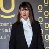 Mabel Lozano en la tercera edición de los premios optimistas