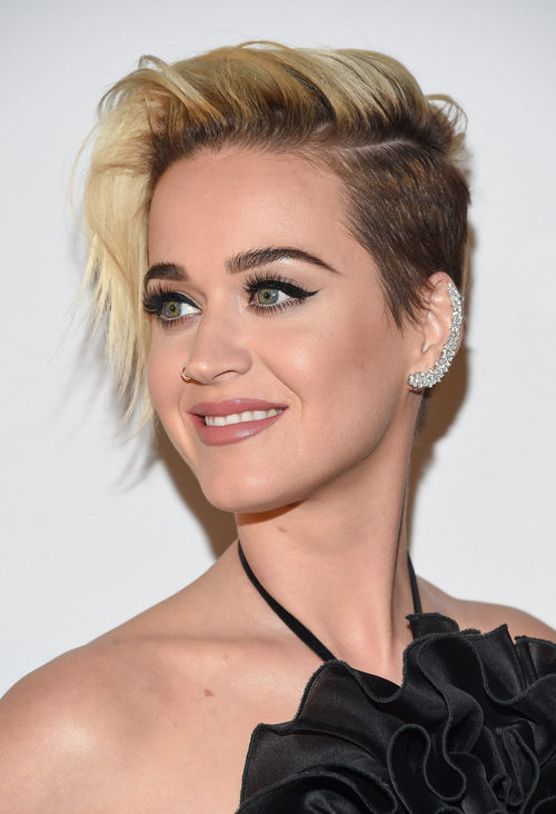Katy Perry se decide por unos labios nude de acabado cremoso