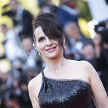 Juliette Binoche en la gala de clausura en Cannes