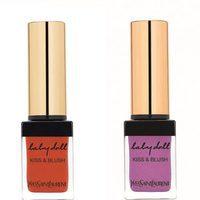 Colorete y labial dos en uno de la colección limitada 'Solar Pop' de Yves Saint Laurent