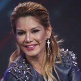 Ivonne Reyes con un tupé