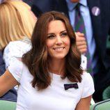 Kate Middleton con melena encrespada