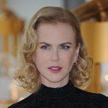 Nicole Kidman con melena años 50