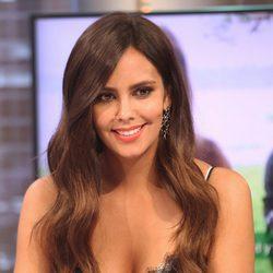 Cristina Pedroche maquilla su mirada en tonos mate