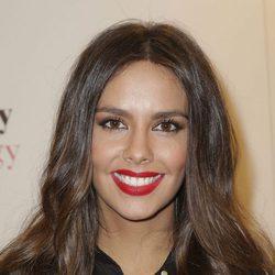 Cristina Pedroche aporta un toque color a sus labios