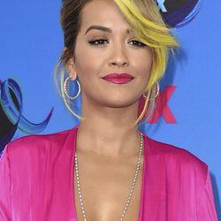 Repaso de los peores peinados de Rita Ora