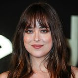 Dakota Johnson apuesta por un ahumado en un solo color