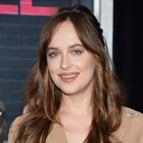 Dakota Johnson fan de los labios marrones